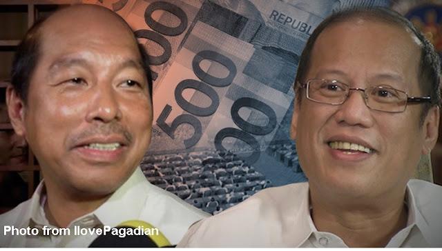 Aquino's Secret Revealed: Why no audit Php 220 Billion 'Pork'