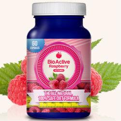 BioActive Raspberry Ketones