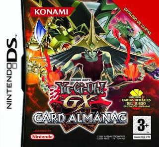 Yu-Gi-Oh! Duel Monster GX Card Almanac NDS En Español por mega