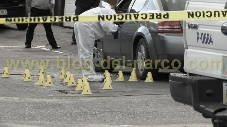 775 muertos en Tijuana, 69 en noviembre