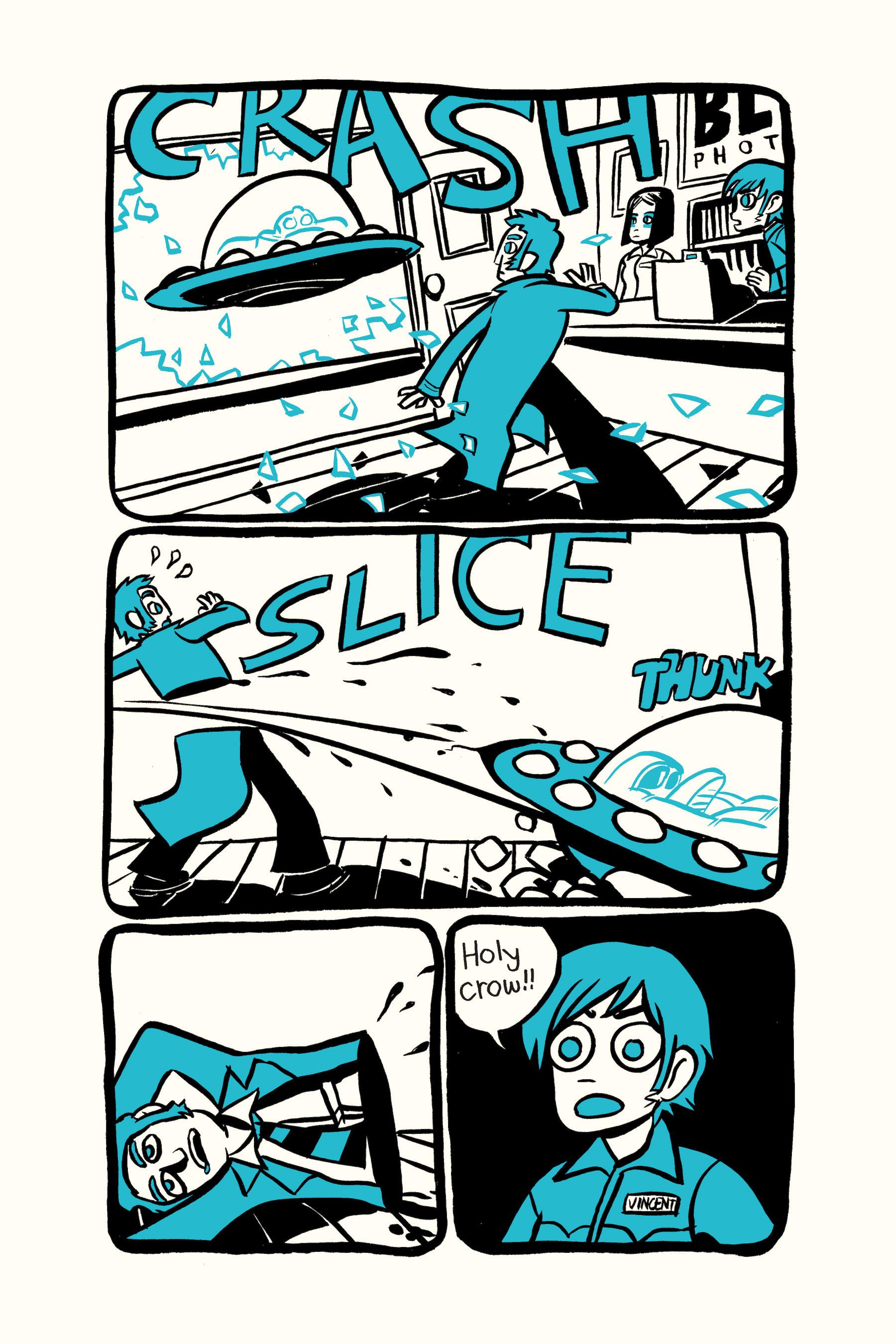 Read online Scott Pilgrim comic -  Issue #2 - 189