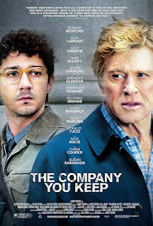 THE COMPANY YOU KEEP (2012) Movie Review