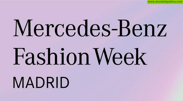 La seda de La Palma estará presente hoy en la pasarela Mercedes Benz Fashion Week Madrid