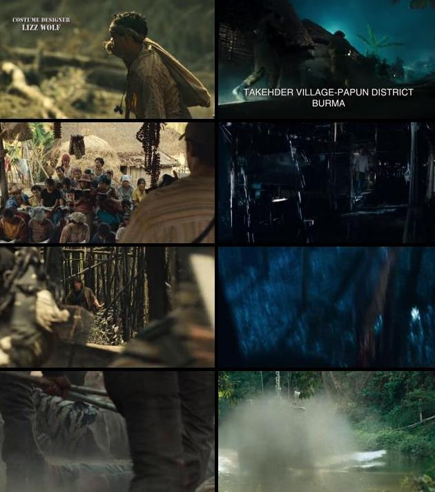 Rambo 2008 Dual Audio Hindi 720p BluRay