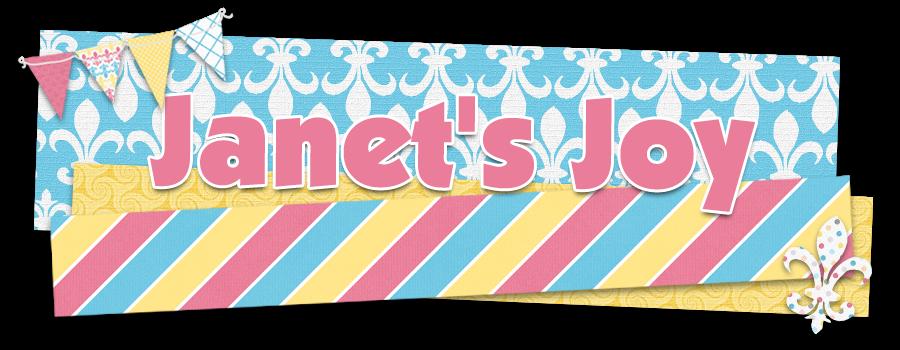 Janet's Joy