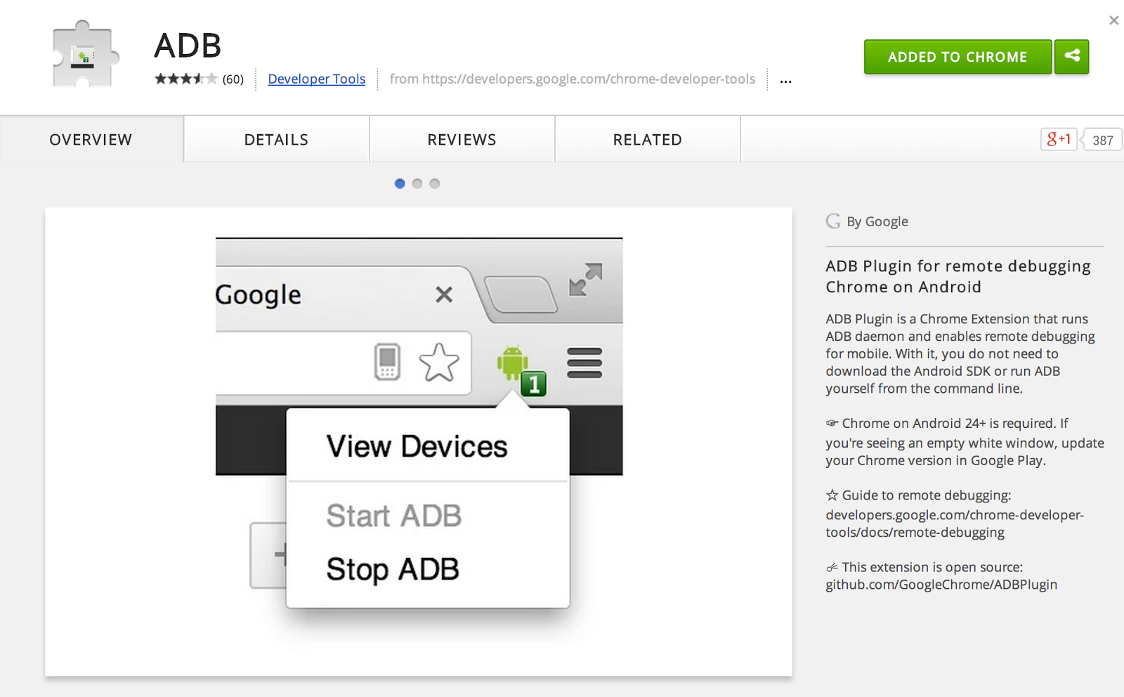 Other Study: How to debug Android WebView by using Chrome Dev tool