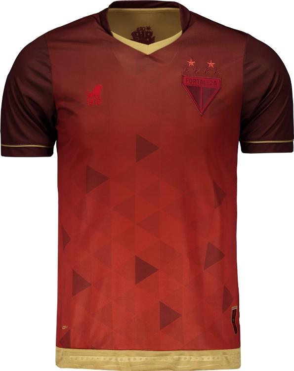 Fortaleza lança camisa exclusiva para a Copa do Nordeste - Show de ... 08e4caaedbbf8