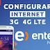 Configurar Internet APN 3G/4G LTE Entel Perú 2018