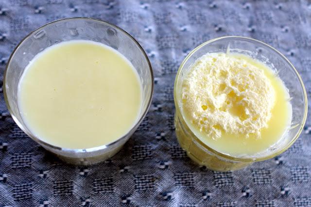 オロナミンC 牛乳 オロナミンセーキ 最適な割合