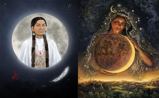 kisah mitologi siang dan malam