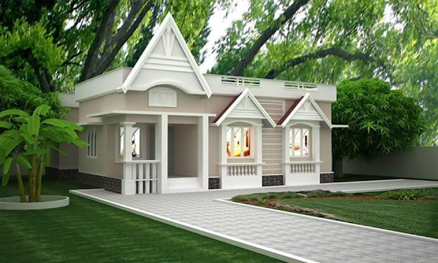 These houses may be small or tiny, but what they lack in size they make up for in character. Explore these 50 photos of small house design ideas.