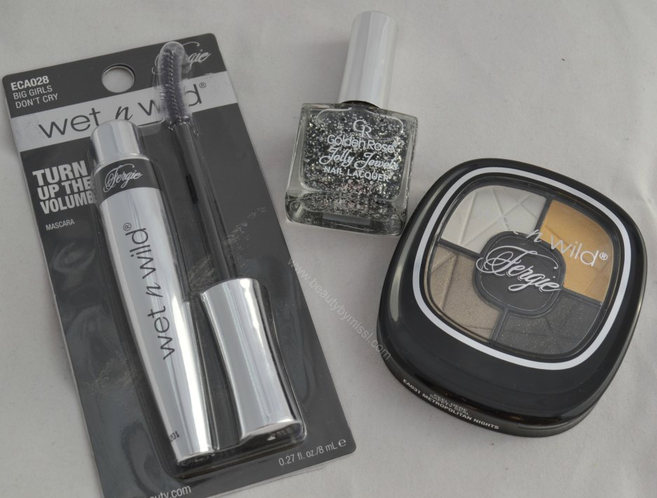 beauty products, Wet n Wild, Golden Rose