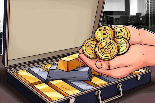 Đại lý vàng Sharps Pixley chấp nhận thanh toán Bitcoin