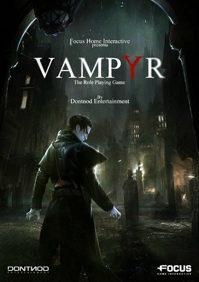 Vampyr 2017 Game Free Download For PC