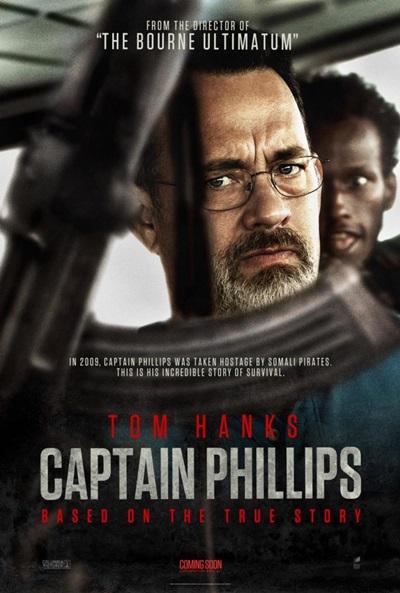 Capitán Phillips DVDRip Latino
