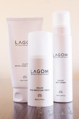 cosmética coreana de Lagom