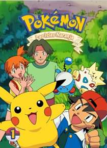 Pokemon Temporada 2×19