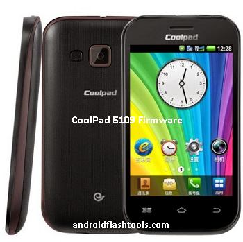 CoolPad 5109 Firmware