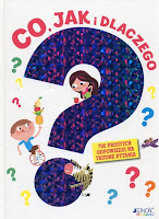 Wydawnictwo Jedność, książka dla dzieci, pytania i odpowiedzi