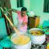 Check out a Nollywood actress preparing Nigerian Jollof rice! (Photos)