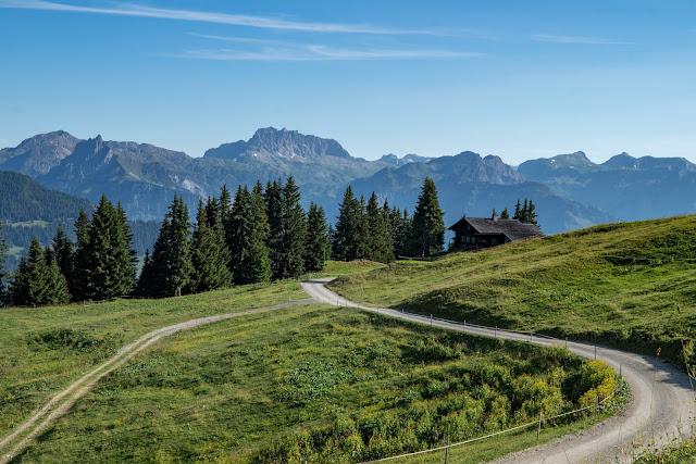 E-Bike Rundtour Hochjoch - Alpe Innerkapell  Silvretta-Montafon 01