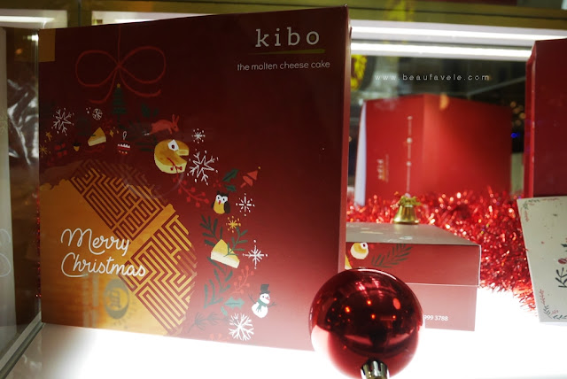 Christmas box dari KIBO Cheese