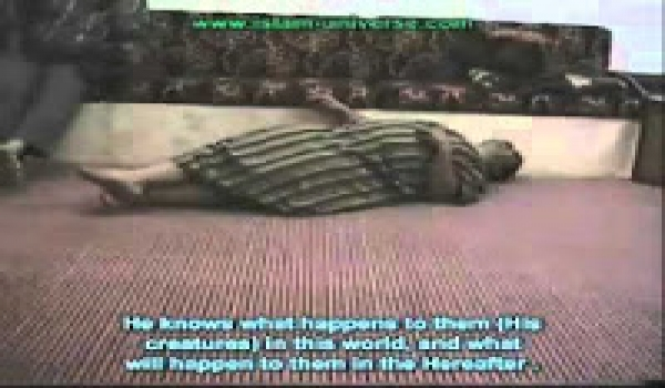 Exorcism in Islam: Shocking Jin Ghost Video