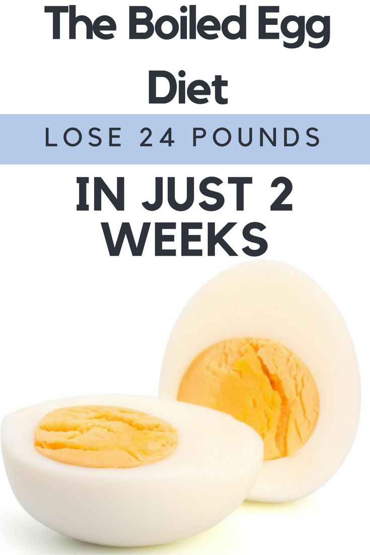 Women's Health & Fitness, Workouts: The Boiled Egg Diet