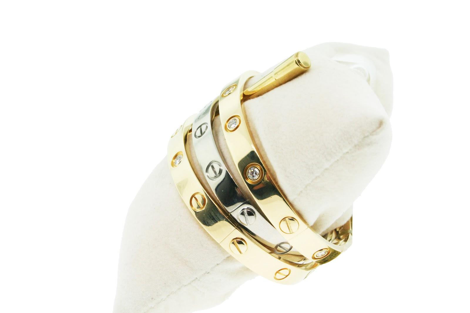 Bracelet Zipper Galleries: Cartier Love Bracelet Price