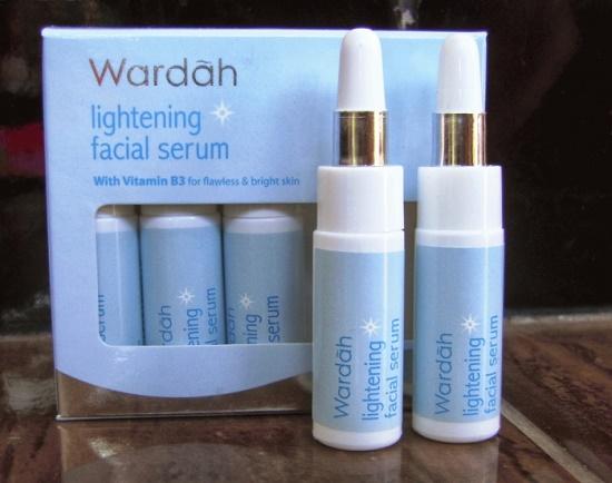review dan harga serum Wardah