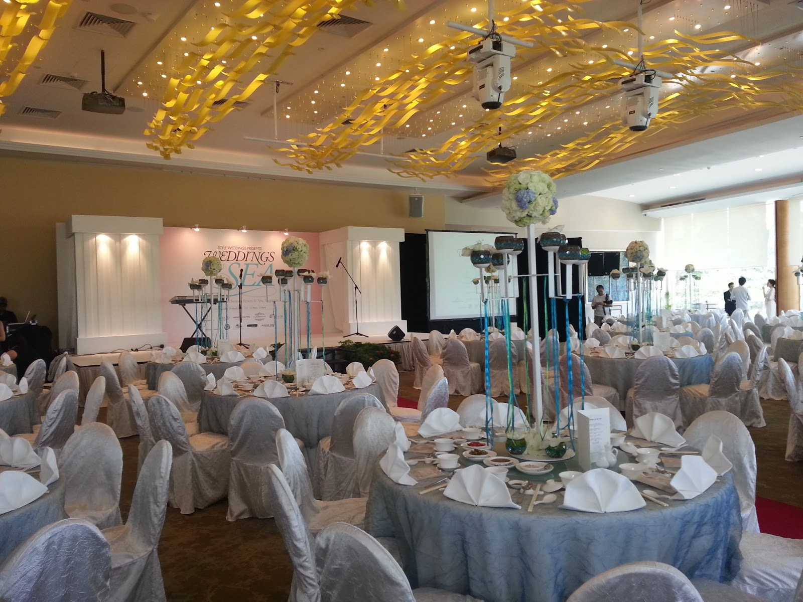 Not Another Wedding Reception ShangriLas Rasa Sentosa