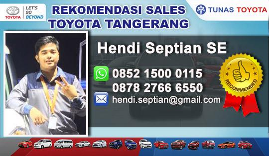 Tunas Toyota Tangerang