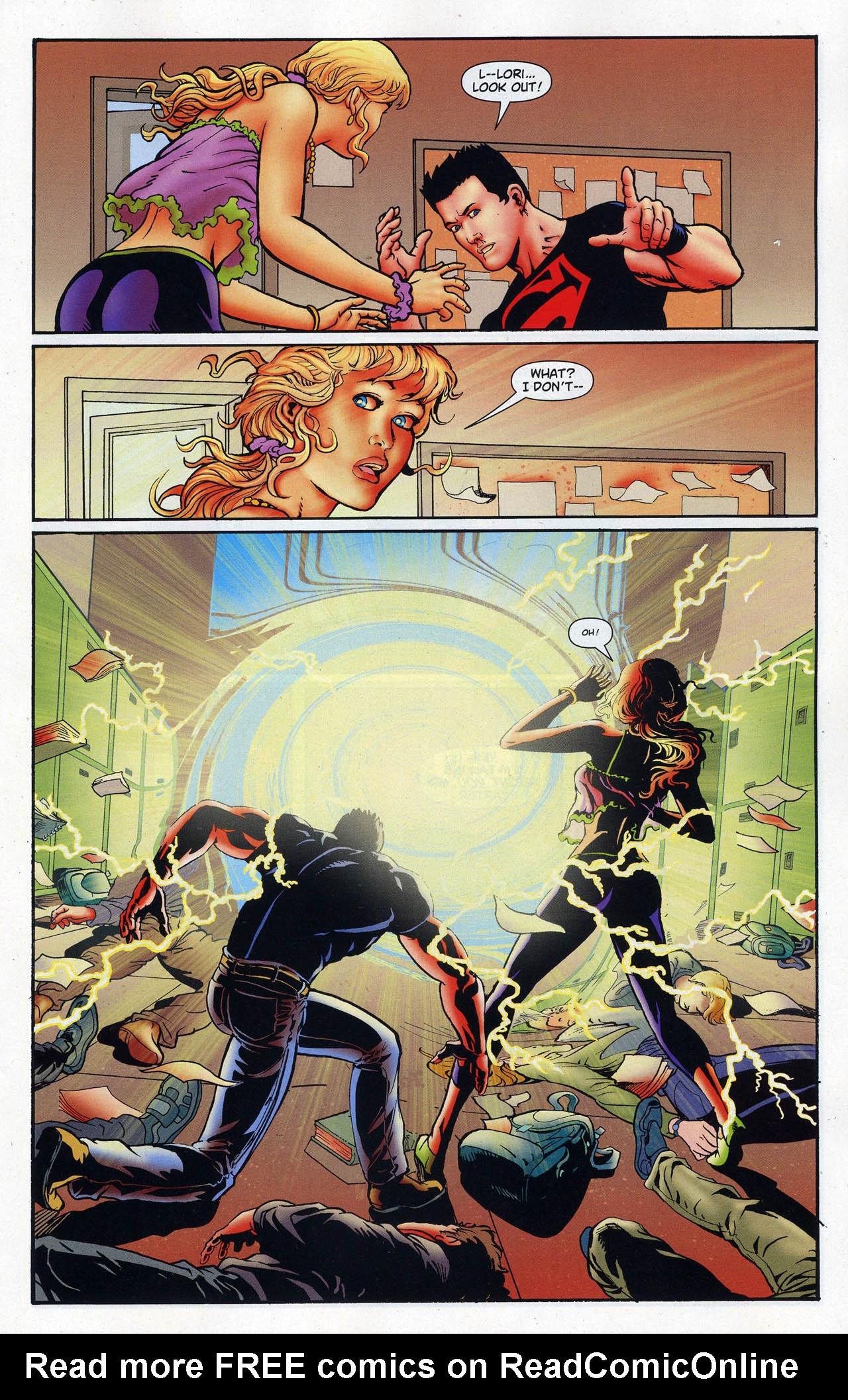 Superboy [I] Issue #3 #3 - English 18
