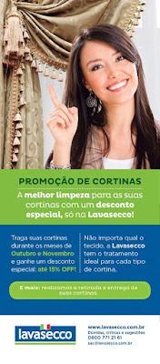 Promoção Lavasecco Franchising