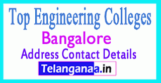 Top Engineering Colleges in Bangalore