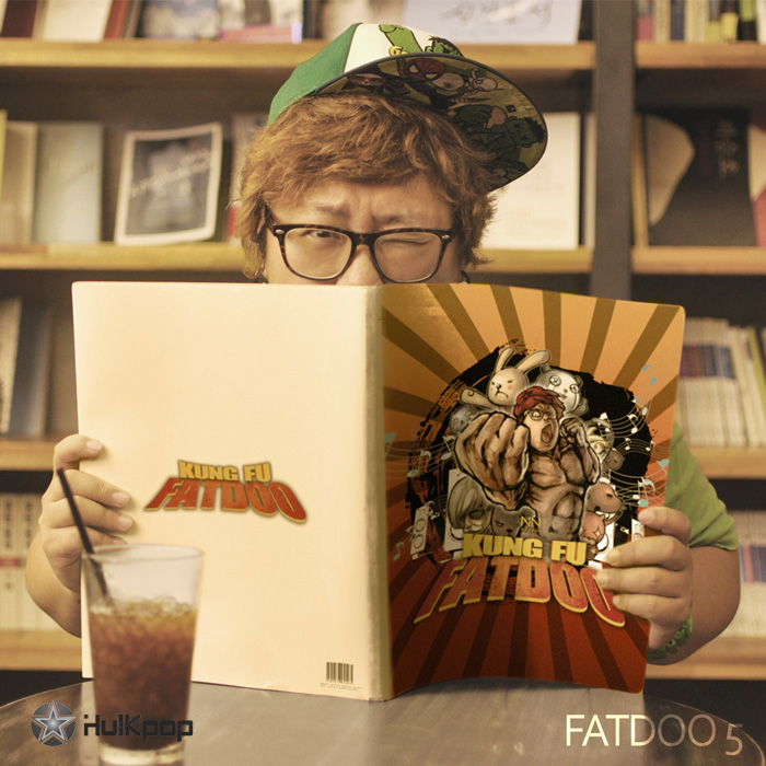 FatDoo – Vol.5The Diary Containing FatDoo Who Does Kung-Fu