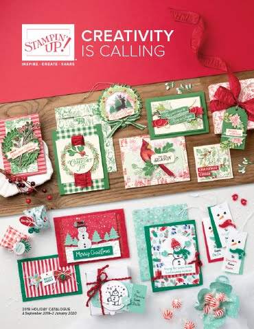 View the 2019 Stampin' Up! Holiday Catalogue online