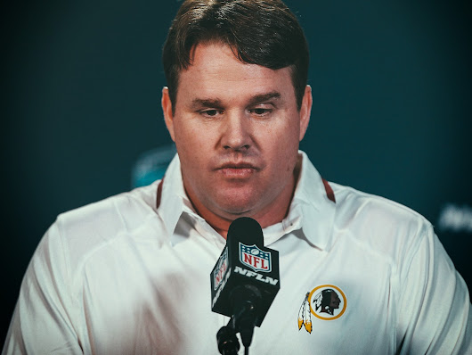 Jay Gruden Will End Up As Scapegoat In Washington