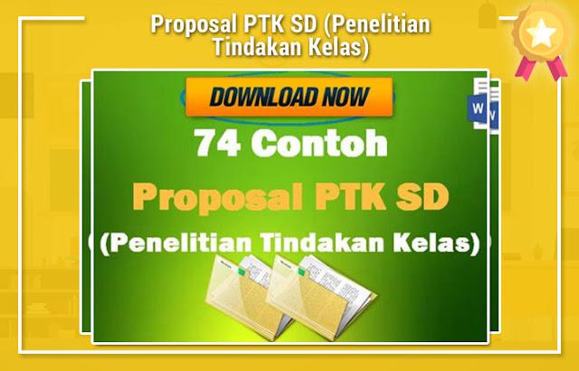Proposal PTK SD (Penelitian Tindakan Kelas)