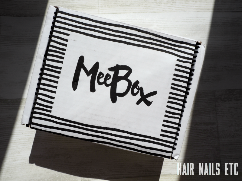 Meebox July 2016 - Rio Edition - Swatches and Review