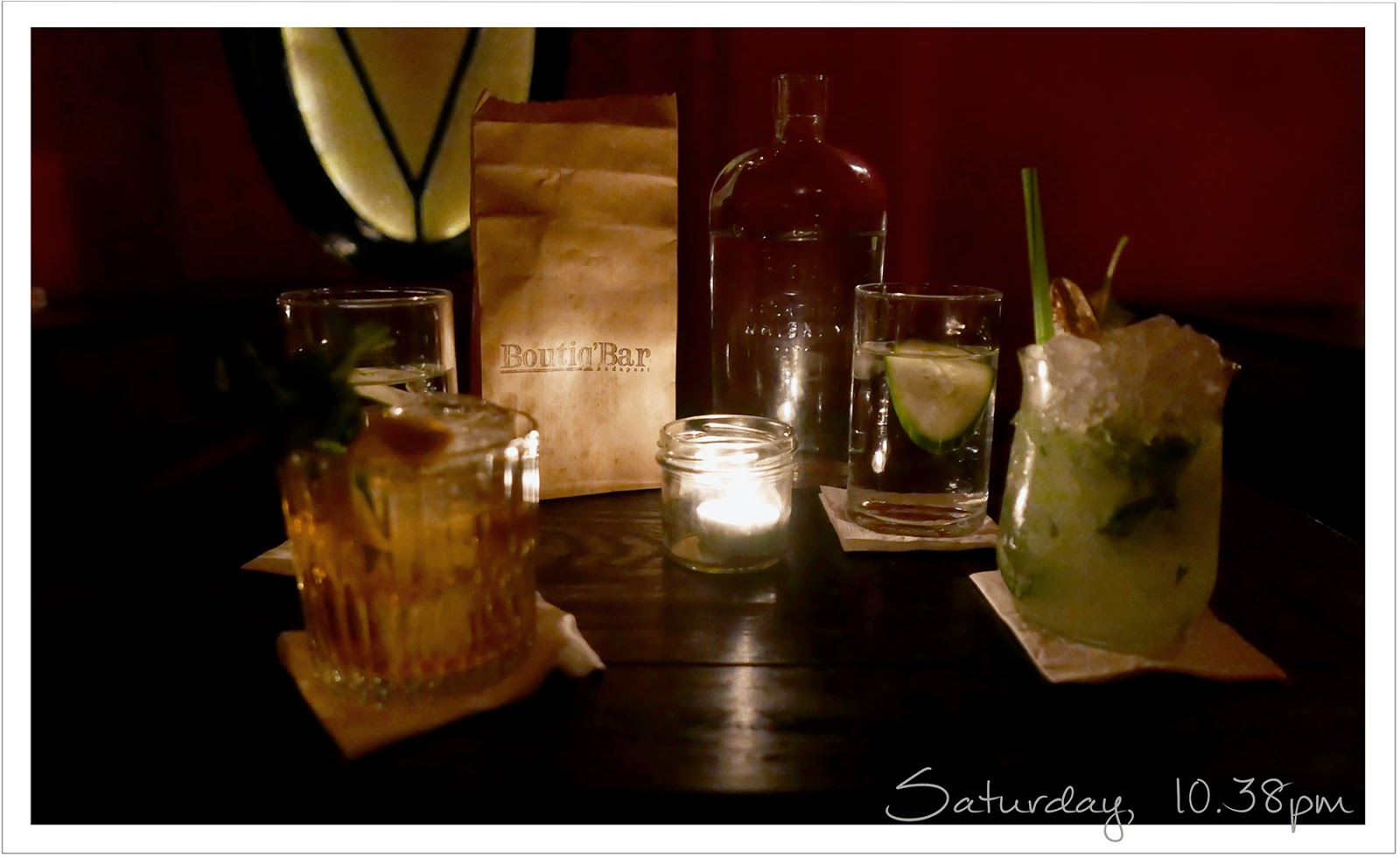 Euriental | luxury travel & style | Boutiq'Bar Budapest