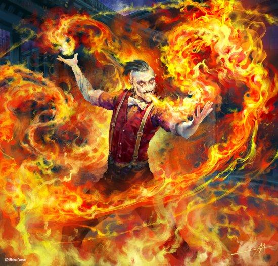 Alexandre Mokhov artstation arte ilustrações fantasia games
