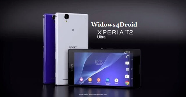 How To ROOT Sony Xperia T2 Ultra D5322 on Android 5 1 1