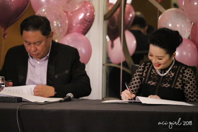 Kris Aquino loves Ever Bilena joins by Dioceldo Sy, CEO of Ever Bilena