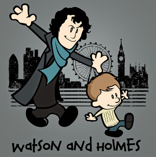 Cumberbatch and Hobbs