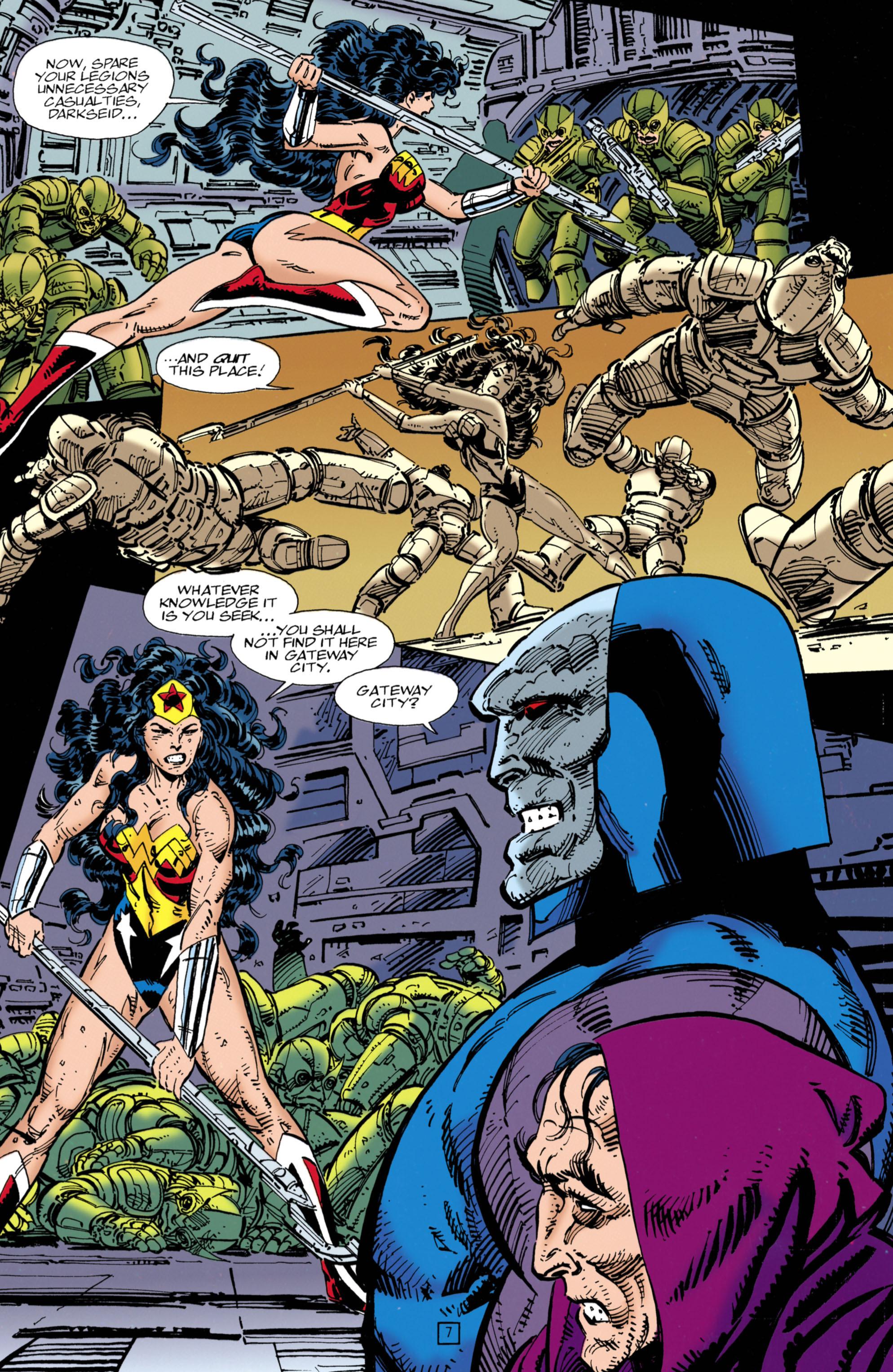 Read online Wonder Woman (1987) comic -  Issue #102 - 7