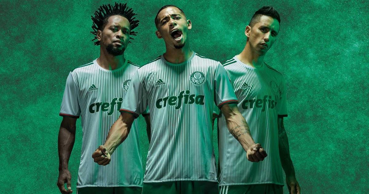 Palmeiras 2016-17 Away Kit Released - Footy Headlines