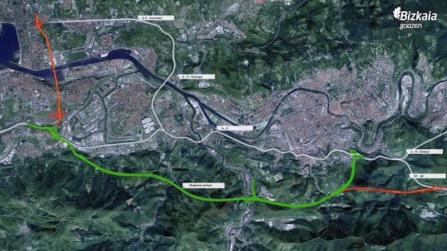 proyecto túnel bajo la ría