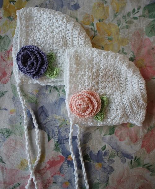 Bonnie Wee - Crochet Pattern