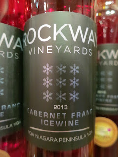 Rockway Vineyards Cabernet Franc Icewine 2013 (91 pts)
